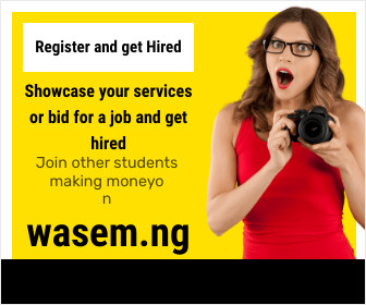 How students can make money on wasem.ng